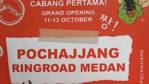Korean BBQ POCHAJJANG Hadir di Kota Medan