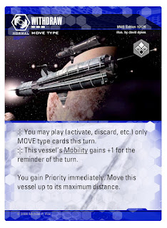 Dog Fight: Starship Edition Withdraw