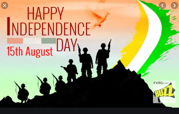 happy independence day  indian army