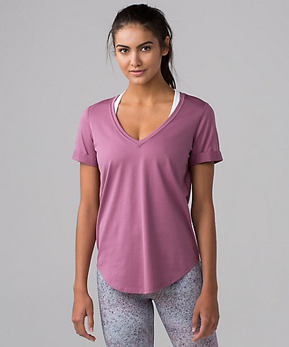 lululemon love-tee figue