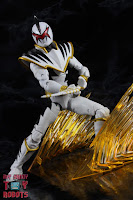 Power Rangers Lightning Collection Dino Thunder White Ranger 43