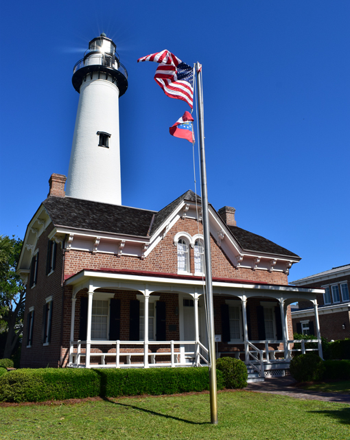 St. Simons Island Lighthouse | Photo: Travis S. Taylor