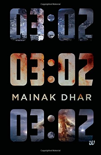 Book Review : 03:02 - Mainak Dhar