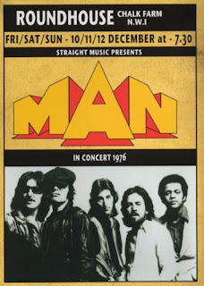 Man's At the Roundhouse 1976