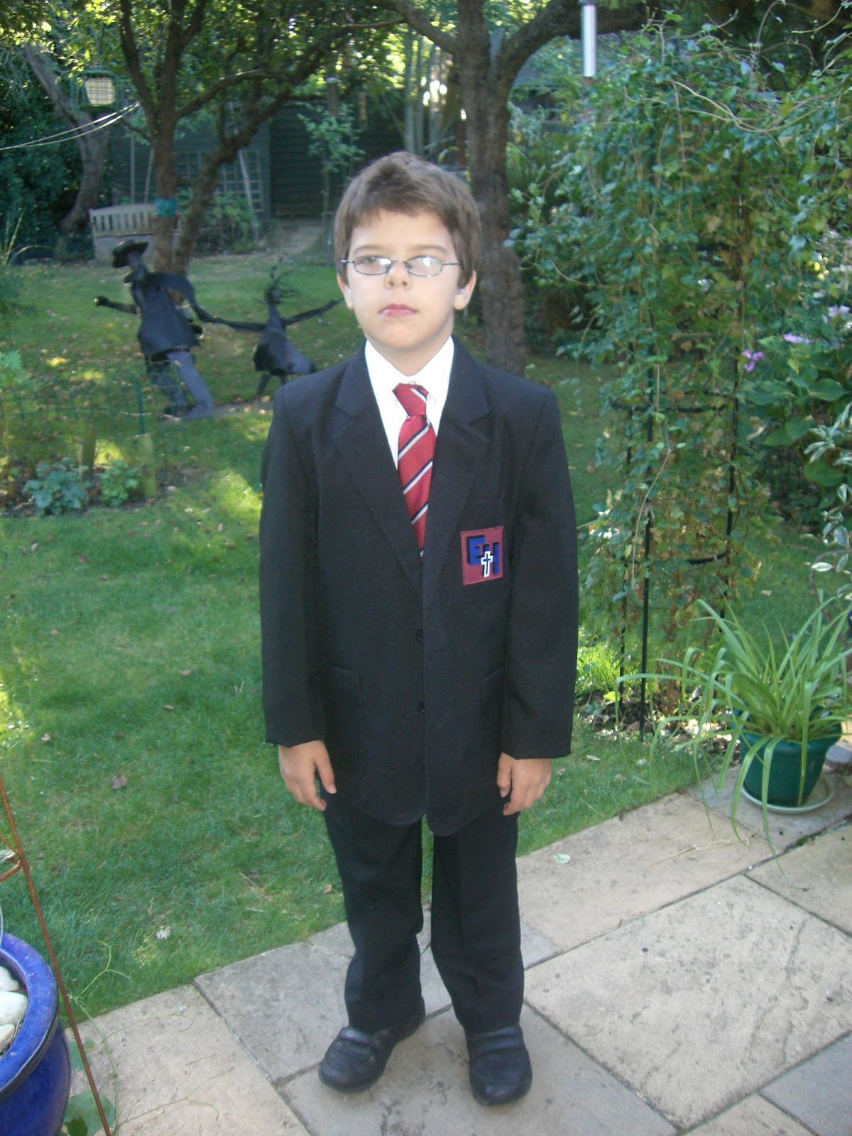 The First Day At Secondary School