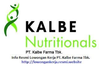 Lowongan Kerja Pt. Kalbe Farma terbaru dan resmi
