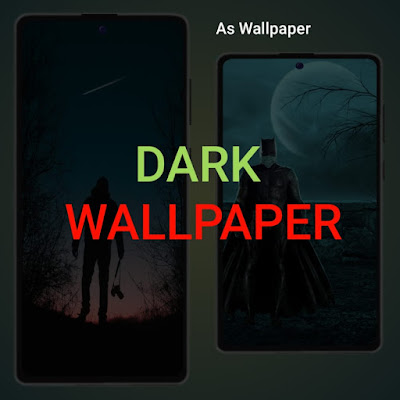 FREE - Image of Dark Wallpaper 4k for Android