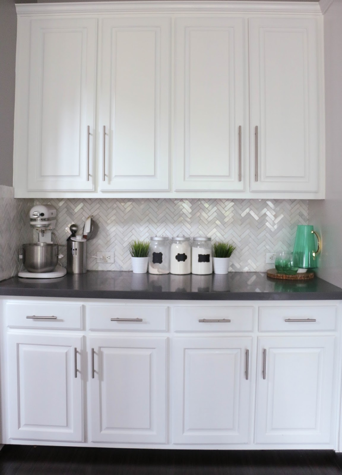 Home Tour Tuesday The Kitchen A Kailo Chic Life