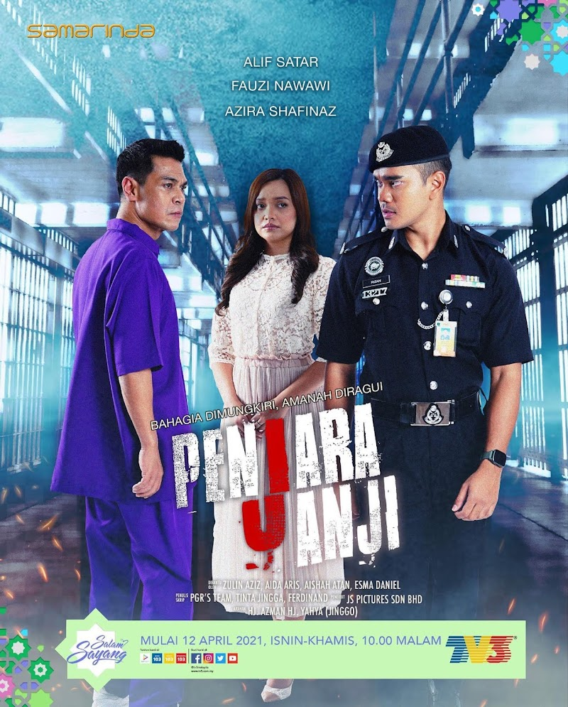 Drama Slot Samarinda - Penjara Janji Full Episode