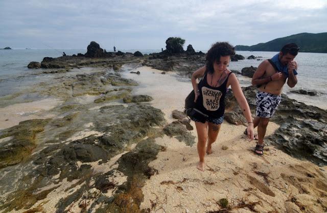 Pantai Kuta Lombok Lombok