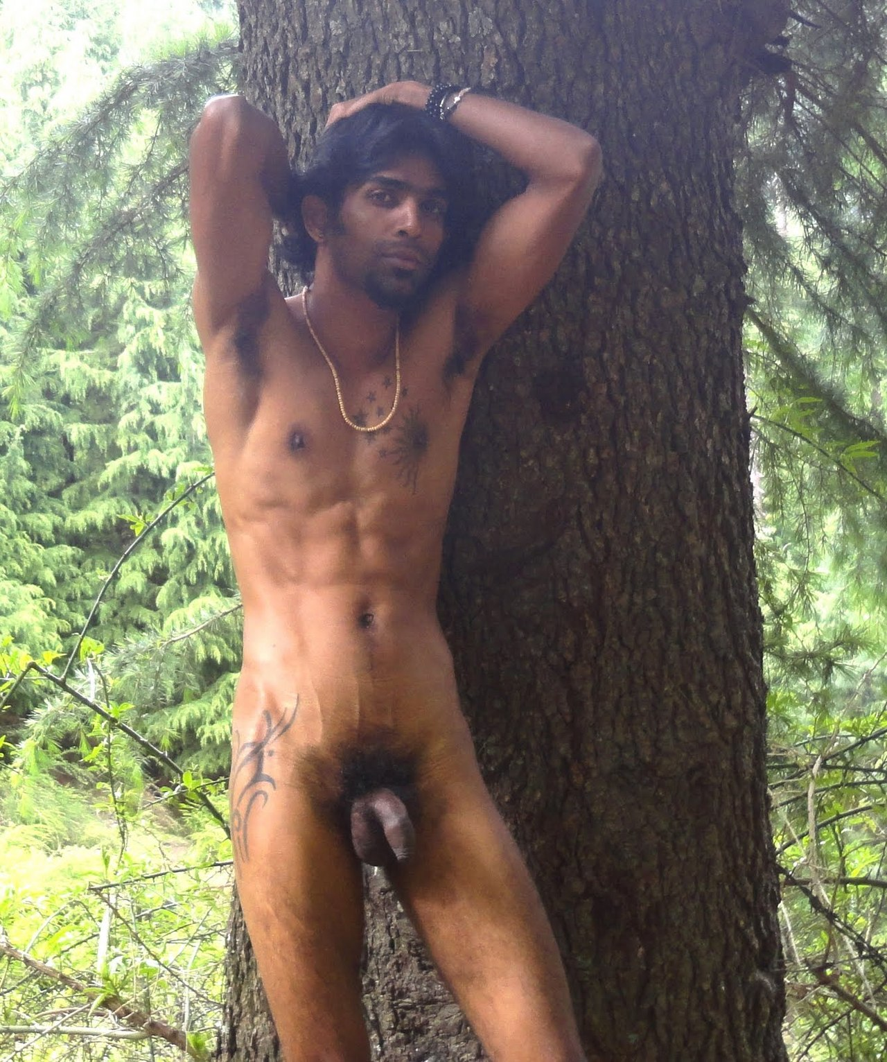 Desi Male Models Nude