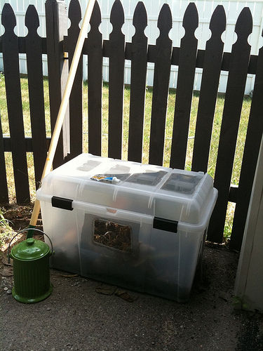 Do It Yourself Home Design: 16 Cheap & Easy DIY Compost Bins