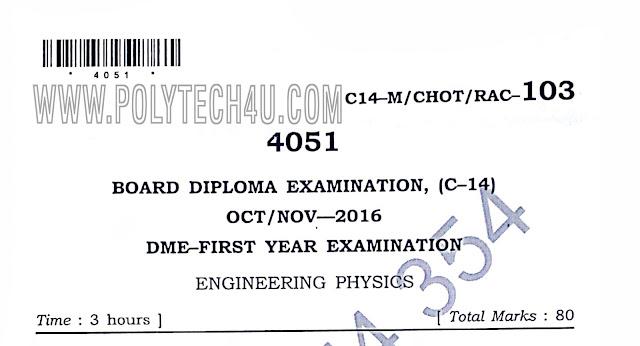 previous engineering physics question papers for free download