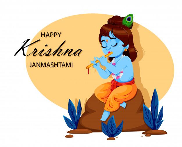 100+ Krishna Janmashtami Images 12 August 2020 Download now