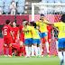 Marta faz história e comanda goleada do Brasil sobre a China em Tóquio