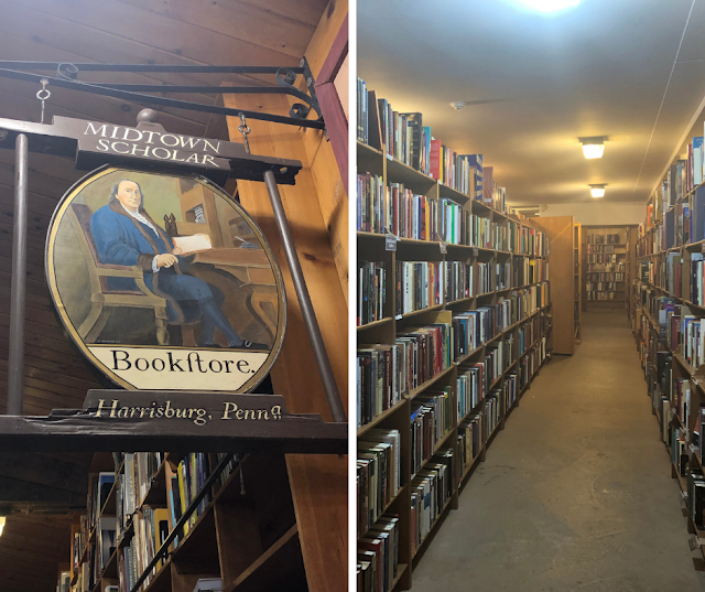 Literary Wonderland at Midtown Scholar in Harrisburg, Pennsylvania