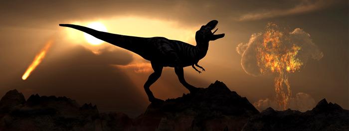cometa pode ter causado extinção dos dinossauros e não um asteroide