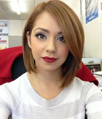 Short Length Haircuts For Round Faces | Hair Color Ideas and Styles ...