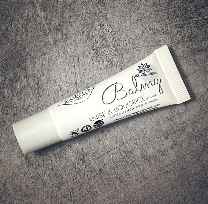 Nuovi Balmy di puroBIO, il balsamo labbra idratante super profumato!