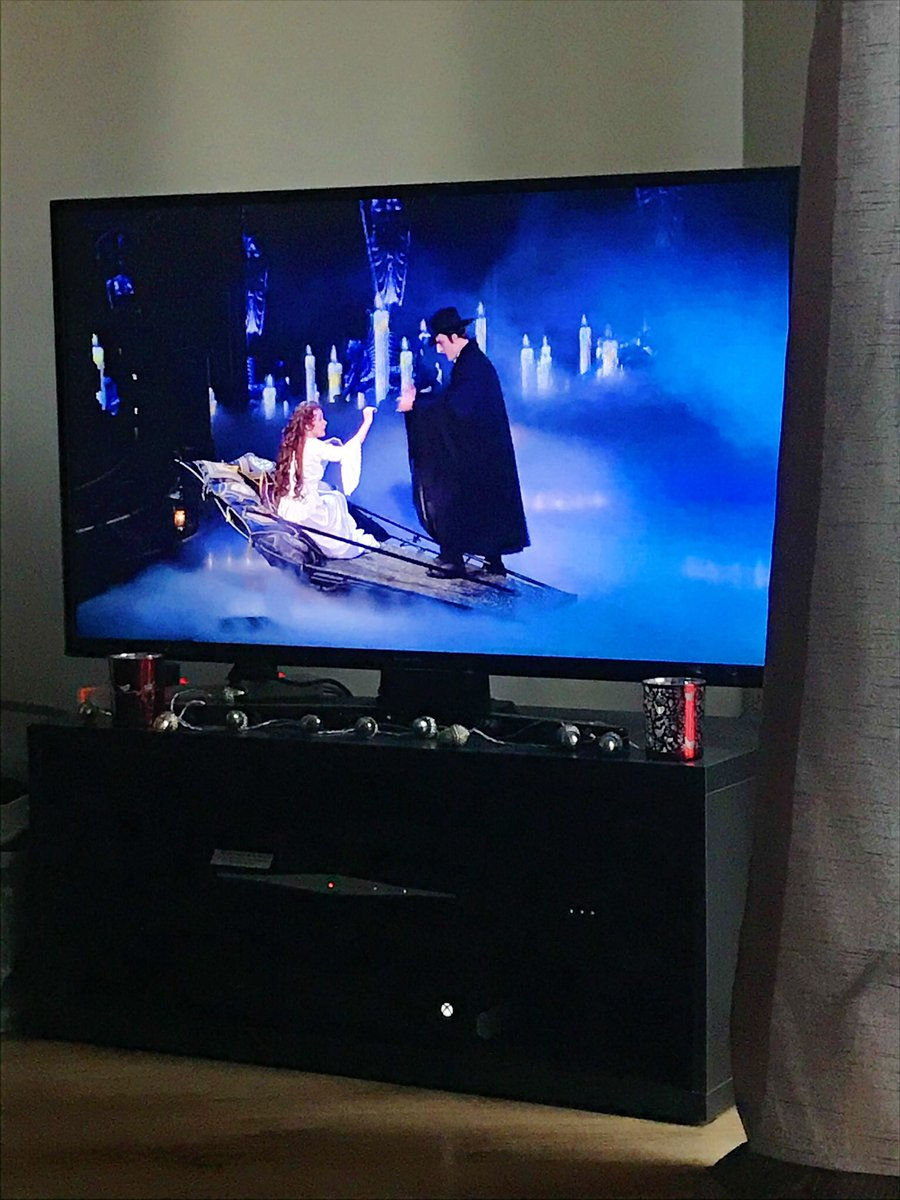 Phantom of the Opera on TV