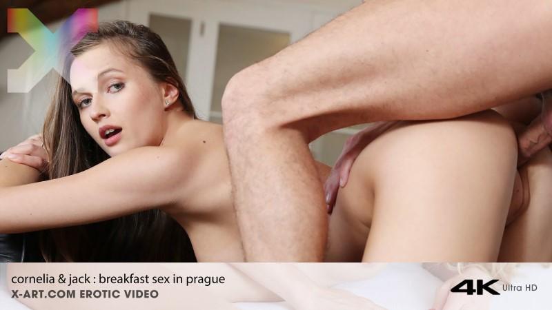 X-Art – HOT breakfast SEX – Cornelia