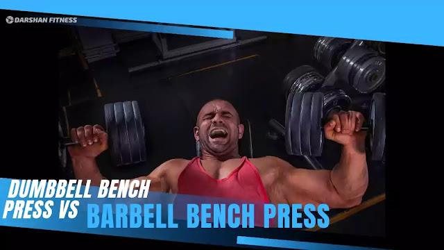 Dumbbell Bench Press Vs Barbell Press