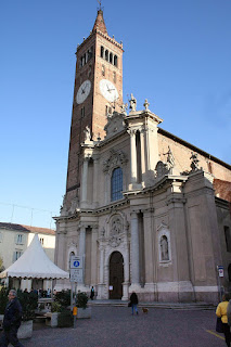 The Basilica of San Martino in Treviglio was originally built in 1008