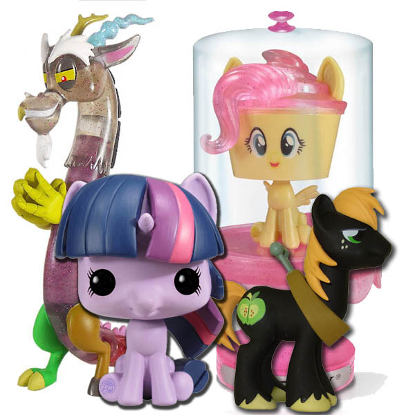 All My Little Pony Funko Figures