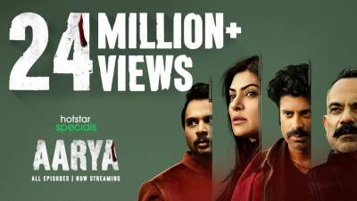 Aarya (2020) Hindi Web Series Free Download HD 480p