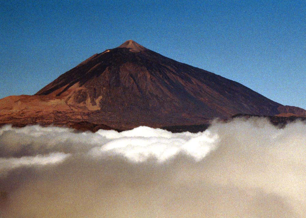 Lievi scosse di terremoto a Tenerife