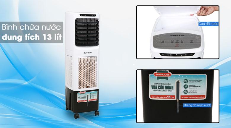 3 mẫu quạt làm mát được nhiều người chọn mua trong mùa nắng nóng