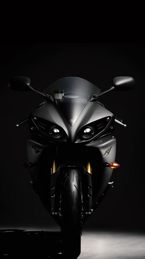 Siêu Moto R1 Màu Đen