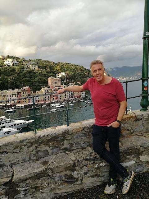 Alexander Tauscher in Italien