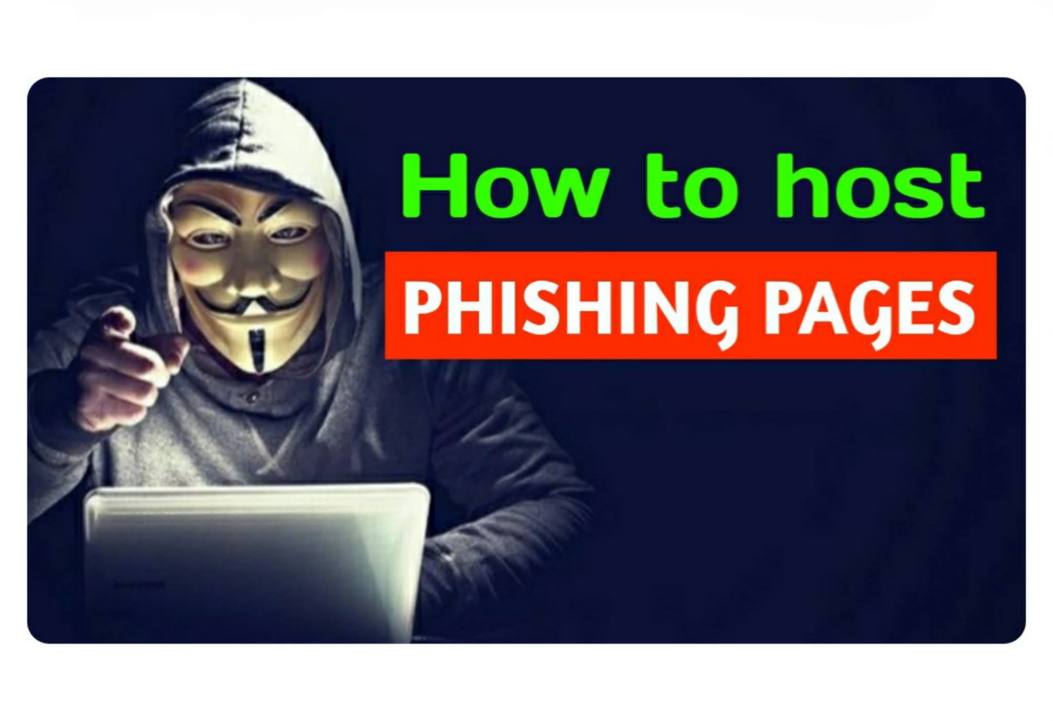 how to host phishing pages in 000webhost