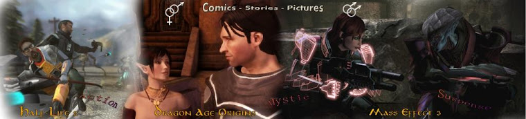 The Erotic of Dragon Age - Comics - Stories - Pictures - by Muzzow / Lynna B. (c) 2008 - 2018