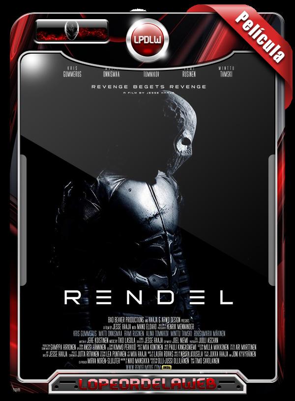 Rendel: Dark Vengeance (2017) [720p H264 Dual Mega]