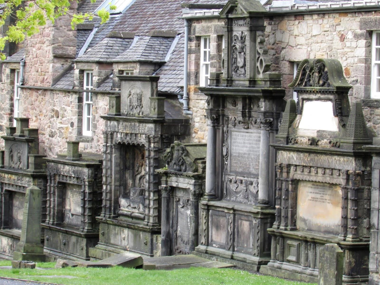 Maggie's City Guide to Edinburgh - Greyfriars Kirkyard
