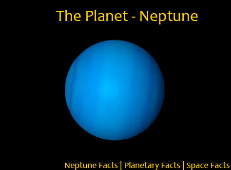 Neptune Planet Facts
