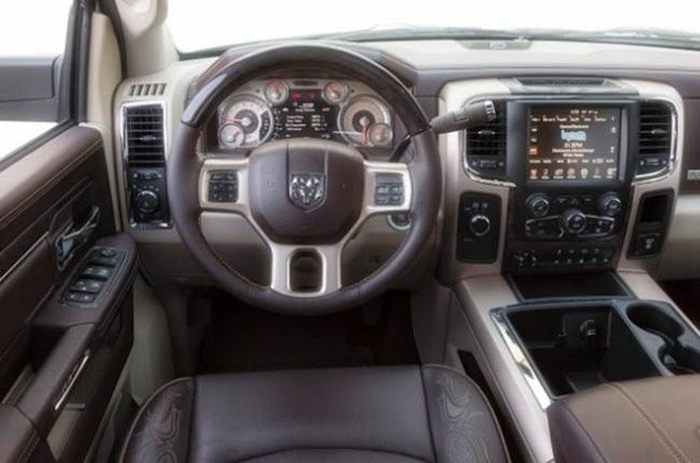 2017 Dodge Ram 3500 Diesel Redesign
