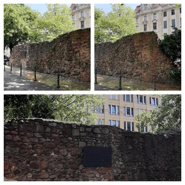 Muro medieval de Berlim e o restaurante mais antigo da capital alemã