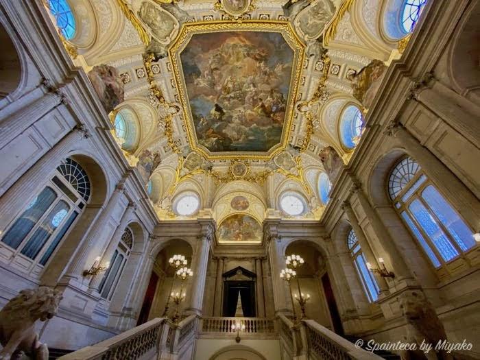 Palacio Real de Madrid 豪華な装飾が見応えあるマドリード宮殿