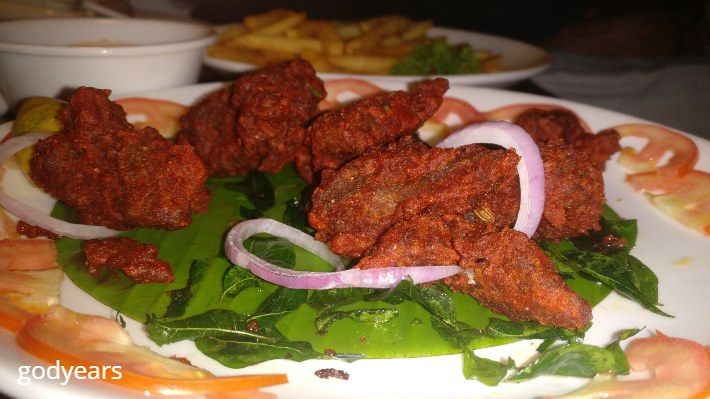 Malabar style Beef dry fry