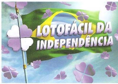 lotofacil, independencia, ganhador