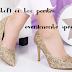 Pantofi dama cu toc de ocazii si nunti, botez modele noi 2020