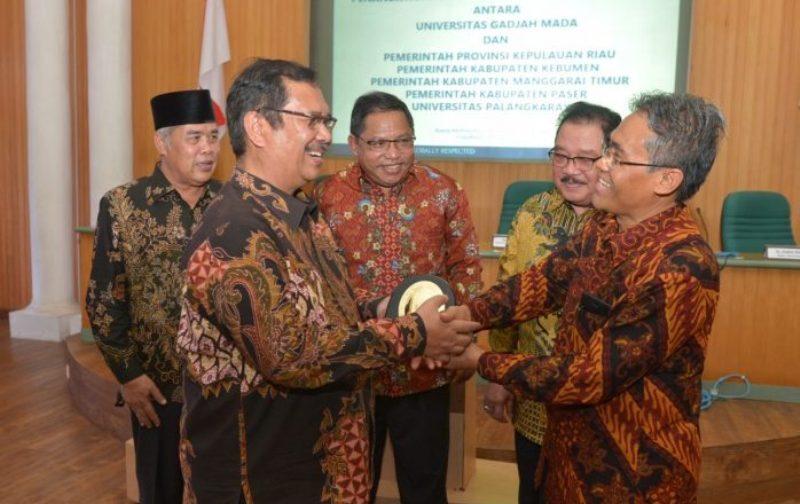 Isdianto: Pembangunan Daerah harus Direncanakan untuk Kepri Semakin Maju