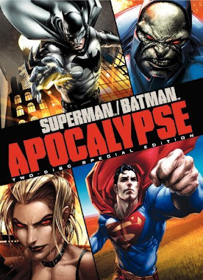 Superman/Batman: Apocalypse Poster