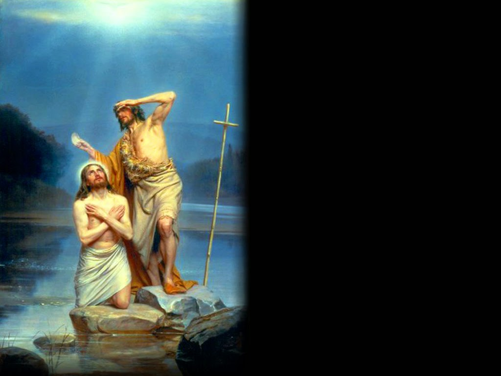 the consequences of a baptism without christ Meaning and effects having received baptism are baptized by their death for and with christ this baptism of the fruits of baptism without being a.