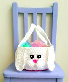 Easter Baskets Crochet Pattern