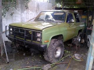 Bukalapak Mobil Bekas Chevy Blazer V8 Harga Negro