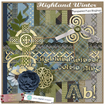 Pampered Pups: Highland Winter bloghop